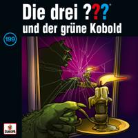 Die drei ??? - Folge 199: und der grüne Kobold artwork