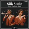 Bruno Mars, Anderson .Paak & Silk Sonic - Leave The Door Open (Live) artwork