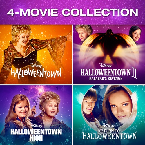 Halloweentown: 4-Movie Collection poster