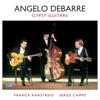 Angelo Dabarre - La Gitane artwork