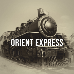 Relaxing White Noise Sounds - Orient Express: Nostalgic White Noise Sound of a Steam Locomotive on Its Way to Istanbul