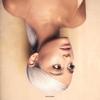 Ariana Grande - no tears left to cry artwork