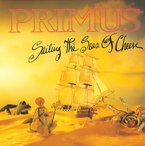 Art for Jerry Was a Race Car Driver by Primus