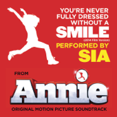 You're Never Fully Dressed Without A Smile 2014 Film Version Sia - Sia