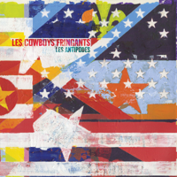 Les Cowboys Fringants - L'Amérique pleure artwork