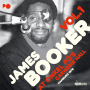 At Onkel PÖ's Carnegie Hall, Hamburg, 1976 - James Booker - James Booker
