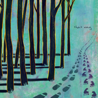 Issamood, STEVIE & RANJ - That Way (feat. Michael Timothy) - Single artwork