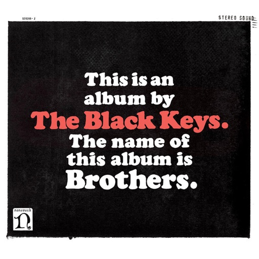Art for Howlin' For You by The Black Keys