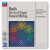 Bach The Art of Fugue Musical Offering