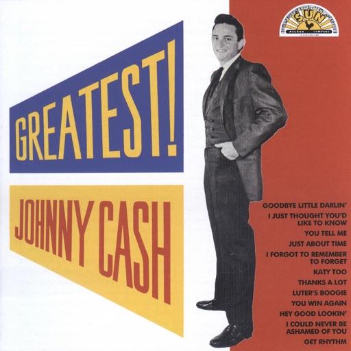 Art for Get Rhythm by Johnny Cash