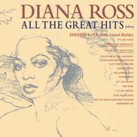 Diana Ross - All the Great Hits artwork