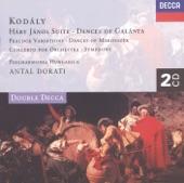 Kodály: Háry János Suite, Dances of Galánta, Peacock Variations, etc.