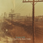 John Duer and The Blues Freaks - Don't Come Cryin' (feat. Alfonso Ferrer & Juanma González)
