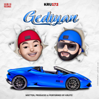 Kru172 - Gediyan - Single artwork