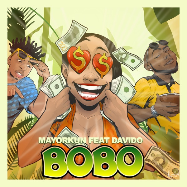 Bobo (feat. Davido) - Single