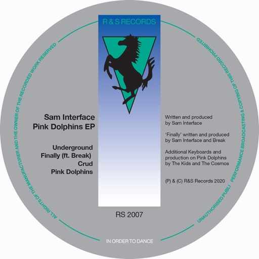 Pink Dolphins - EP by Sam Interface