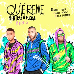 Manuel Turizo, Miky Woodz & Jay Wheeler - Quiéreme Mientras se Pueda (Remix)