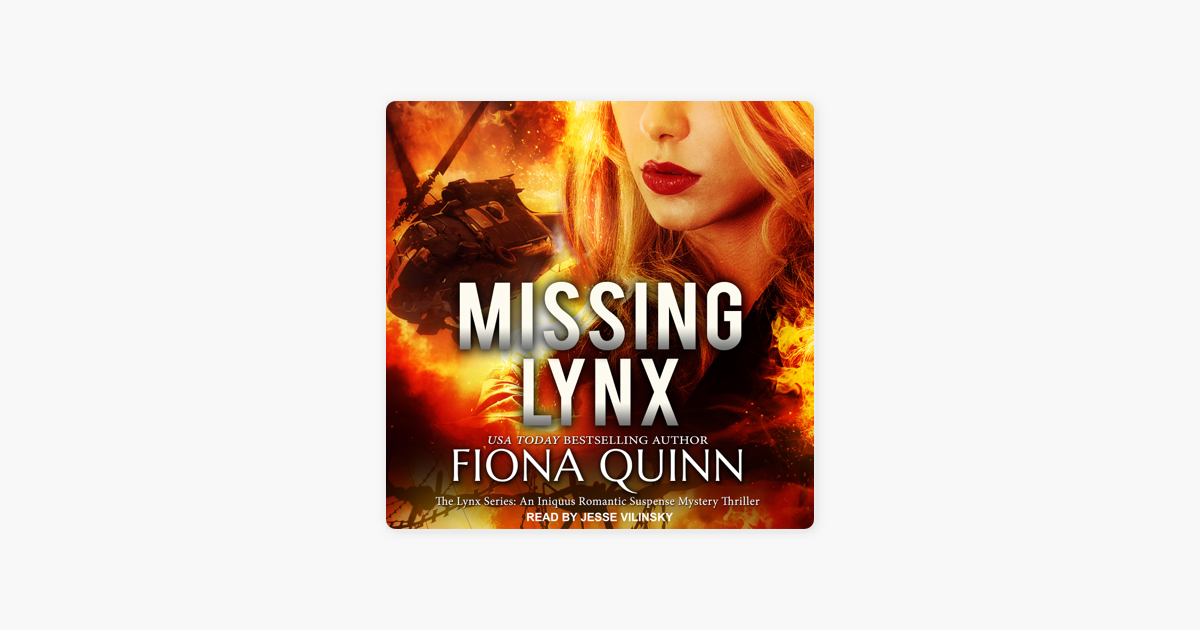 Missing Lynx: An Iniquus Romantic Suspense Mystery Thriller
