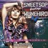 Butterfly (feat. Munehiro) - Single ジャケット写真