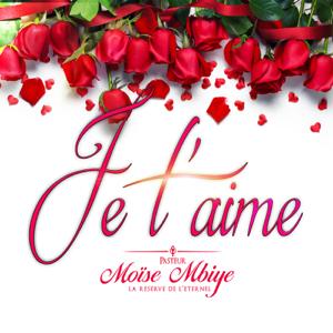 Moise Mbiye - je t'aime - EP