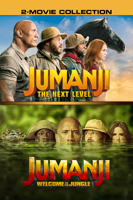 Sony Pictures Entertainment - Jumanji 2-Movie Collection artwork