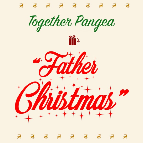 together PANGEA mit Father Christmas