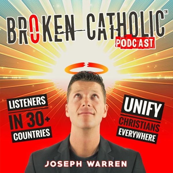 Broken Catholic: Modern Spirituality + Christianity + Catholicism for Spiritually Driven Entrepreneurs™