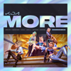 K/DA, Madison Beer & (G)I-DLE - MORE (feat. Lexie Liu, Jaira Burns, Seraphine & League of Legends)  artwork