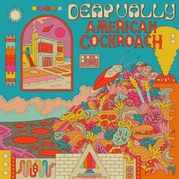 Deap Vally American Cockroach - EP