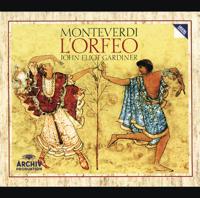 English Baroque Soloists & John Eliot Gardiner - Monteverdi: L'Orfeo artwork