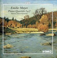 Mariani Klavierquartett - Mayer: Piano Quartets artwork