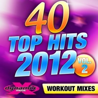 Dynamix Music Workout - 40 Top Hits 2012 Vol. 2 (Unmixed Workout Songs For Fitness & Exercise)