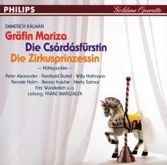 Gräfin Mariza - Die Csárdásfürstin - Die Zirkusprinzessin (Highlights)