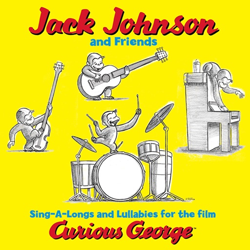 Art for We're Going To Be Friends by Jack Johnson