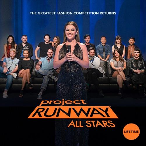 Project Runway All Stars, Season 7 poster