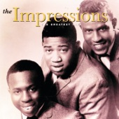 The Impressions - Meeting Over Yonder - Single Version