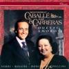 Duetti Amorosi, José Carreras & Montserrat Caballé