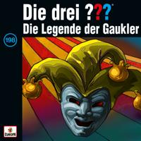 Die drei ??? - Folge 198: Die Legende der Gaukler artwork