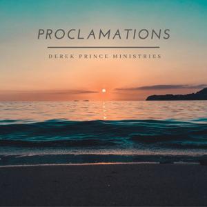 Al Kaz Borromeo - Proclamations (Derek Prince Ministries)