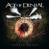 Act of Denial - Puzzle Heart Grafik
