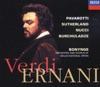 Verdi: Ernani (2 CDs), Dame Joan Sutherland, Leo Nucci, Luciano Pavarotti, Paata Burchuladze & Welsh National Opera Orchestra