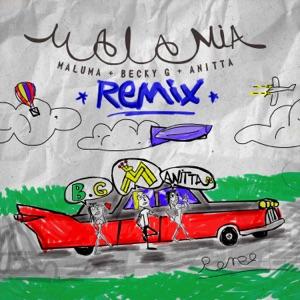 Maluma, Becky G. & Anitta - Mala Mía