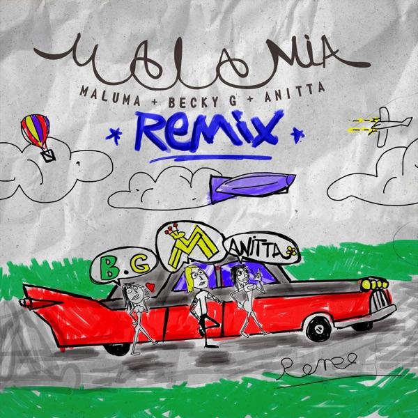 Mala Mía (Remix) - Single