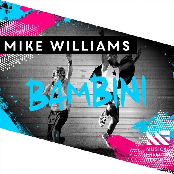 Mike Williams mit Bambini