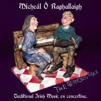 Mícheál O Raghallaigh - The Nervous Man artwork