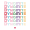 BTS - Dynamite (Tropical Remix) artwork