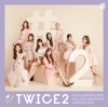 #TWICE2 (Japanese Version) - EP ジャケット写真
