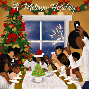 Varios Artistas - A Motown Holiday - EP