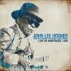 John Lee Hooker - Live At Montreux 1990  artwork