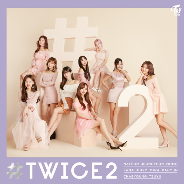 TWICE –  #TWICE2 -Japanese ver.- – EP (ITUNES PLUS AAC M4A)